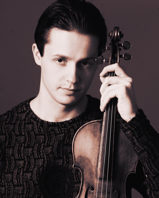 Stanislav Pronin – Photo By David Neuse